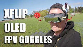 XFLIP OLED FPV Goggles