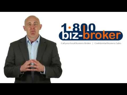 Finding the right business broker