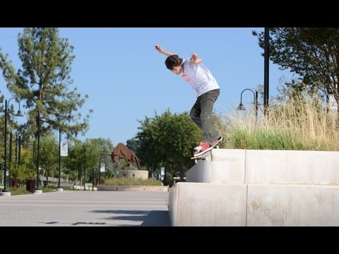 Torey Pudwill - Red Bull Perspective