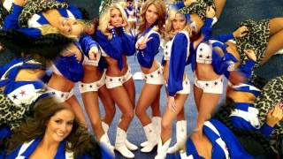 Dallas Cowboys Cheerleaders 2016 - 2017 Squad