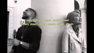 Yuna   Crush Ft. Usher, Instrumental Karaoke