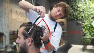 Best Mens Haircut For Curly Hair