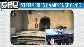 Steelseries Apex M800 | GAMESENSE | CS:GO