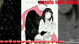 ❤ ناروتو حب هيناتا مع اغنية مانك حبيبي ❤ تحميل MP3