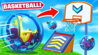 MARCH MADNESS Baller BASKETBALL *NEW* Game Mode in Fortnite Battle Royale