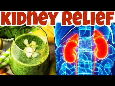 Kidney Pain Relief Relieve Your Kidneys Pain Naturally W Foods Natural Relief Improve Function Home Remedies Tv