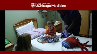 What to expect during your child's sleep study