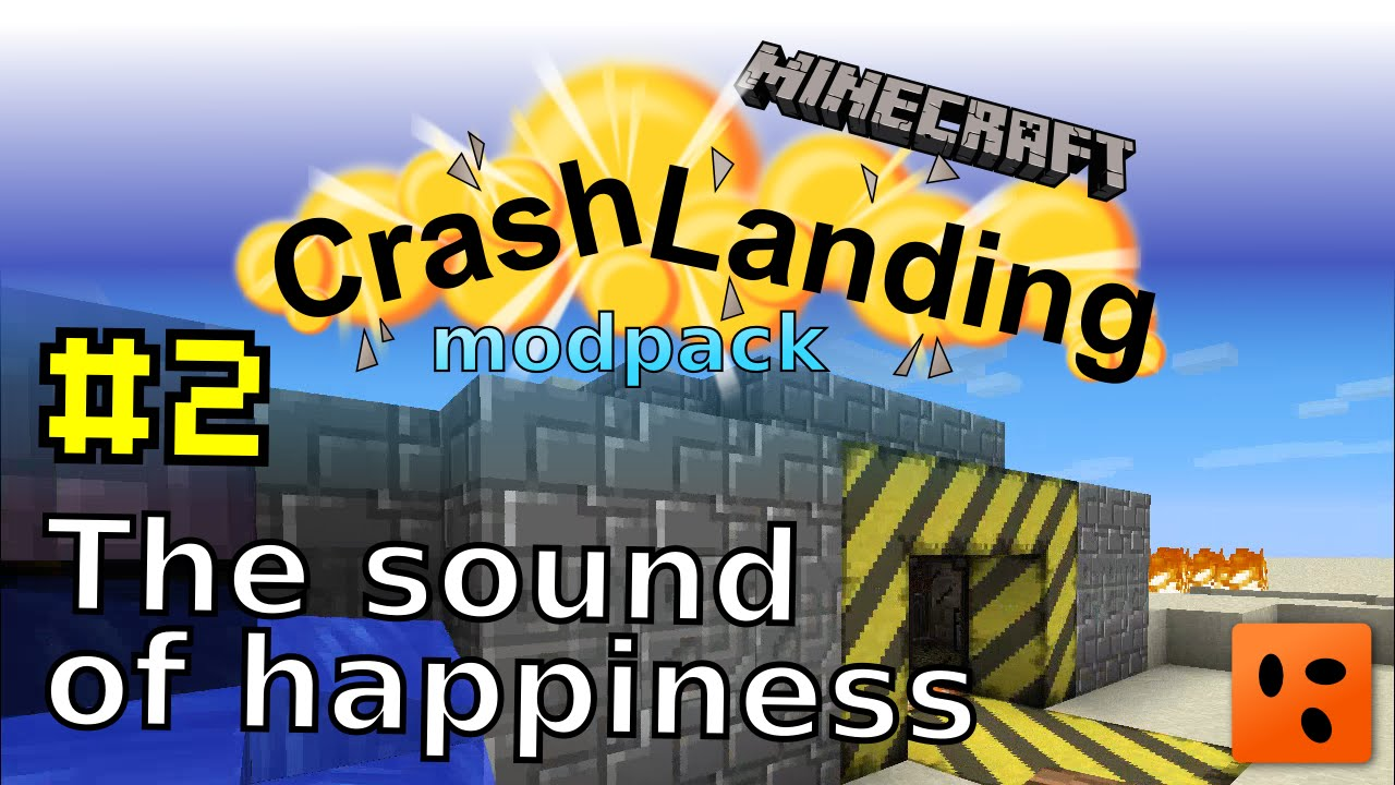Crash Landing #2 | The sound of happiness