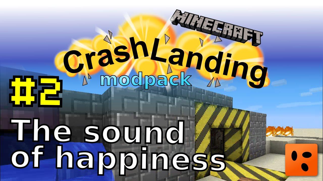 Crash Landing #2 | The sound of happiness