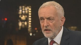 video: Andrew Neil interviewed Jeremy Corbyn on anti-Semitism... and utterly dismantled him