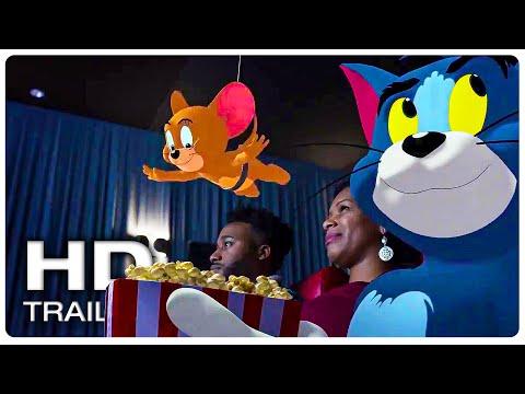 《湯姆貓與傑利鼠》新世紀電影首發預告片搶先看!