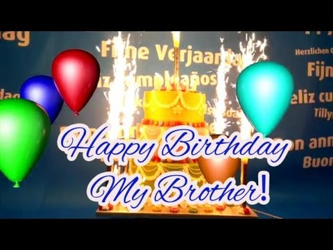 Download Best Birthday Song For Brother Mp3 Dan Mp4 2019 Toad Mp3