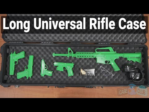 Long Universal Rifle Case (Gen 2) - Featured Youtube Video