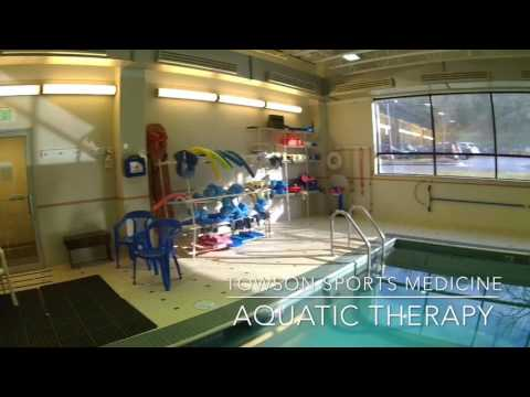 Aquatic Therapy, Gait Cycle and Stationary Exercises