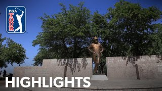 Highlights   Round 1   AT&T Byron Nelson 2019