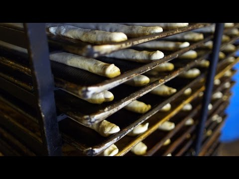 How Delicious Bread Rolls Are Made
