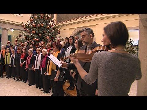 Adventi koncertek a Városházán 2016 - Kalevala Kórus - video preview image
