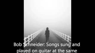 Bob Schneider The Other Side