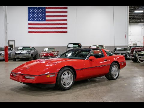 1989 Chevrolet Corvette (CC-1339525) for sale in Kentwood, Michigan