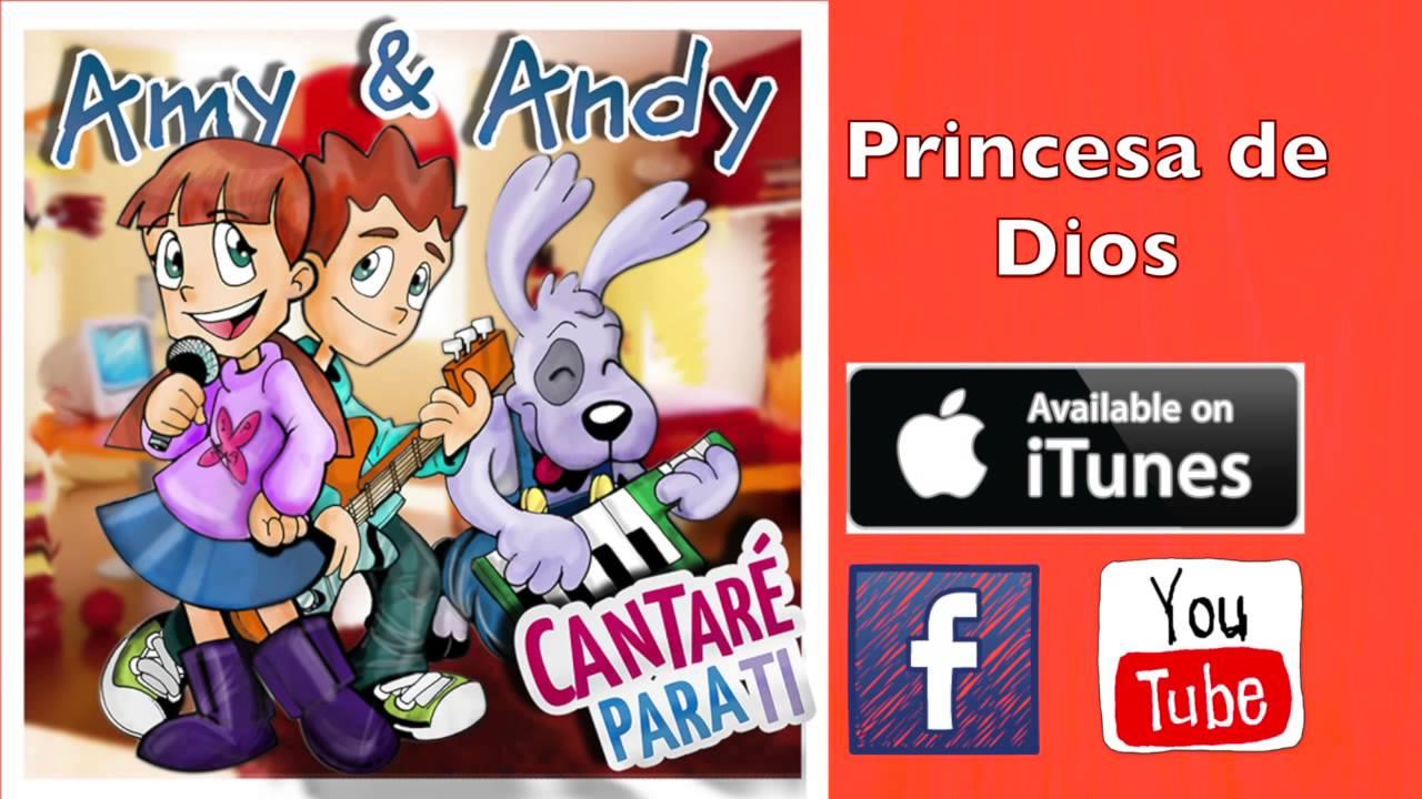 "Álbum completo ""Cantaré para ti"" Amy & Andy Ministerio infantil. Canciones infantiles"