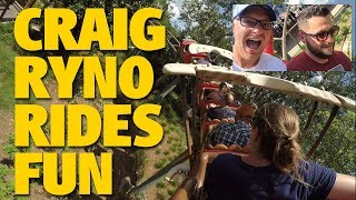 From The Archives | Craig & Ryno Barnstorm the Splash Mountain on a June Day