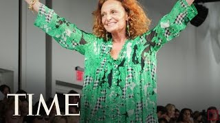 Diane Von Furstenberg On The Most Important Relationships In Her Life 100 | TIME