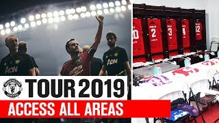 Manchester United   Tour 2019   Access All Areas v Tottenham Hotspur   International Champions Cup