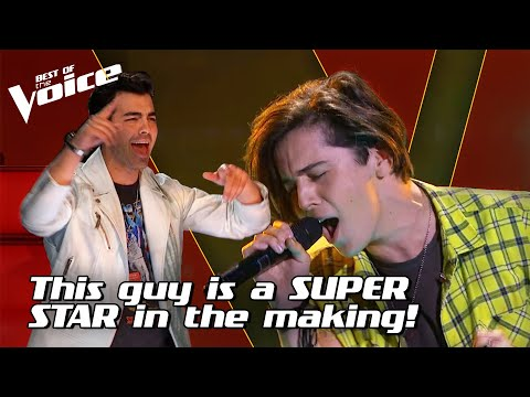 Ayden sings 'Despacito' by Luis Fonsi ft. Daddy Yankee | The Voice Stage #5