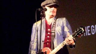 Adam Ant - Never Trust A Man (With Egg On His Face) - acoustic