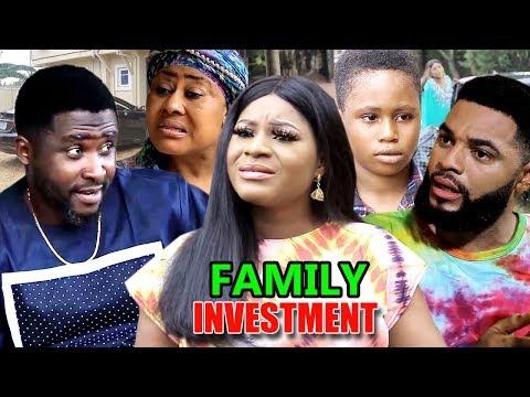 Family Investment COMPLETE Season 5&6 - NEW MOVIE'' Destiny Etiko 2019 Latest Nigerian Movie