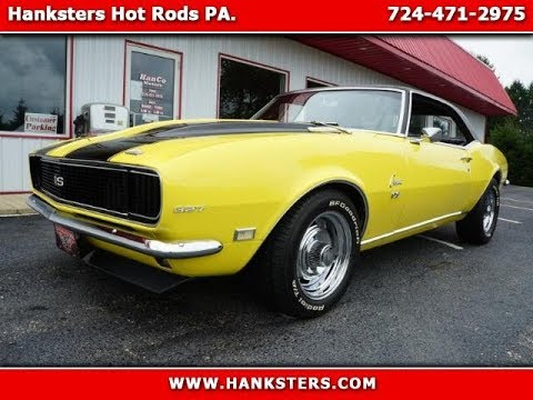 Video of 1968 Camaro RS located in Pennsylvania - $32,900.00 Offered by Hanksters Hot Rods - NVVM