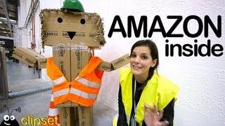 Un día en el almacén de Amazon España