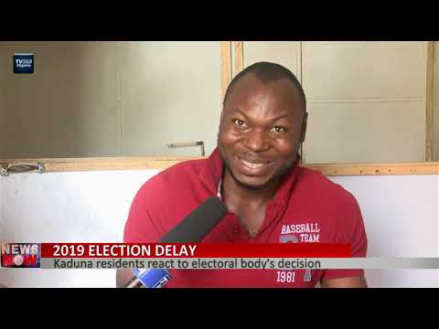 Kaduna residents react to electoral body's decision