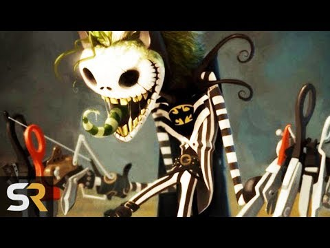 The BURTONVERSE Theory: Are ALL Tim Burton Movies Connected?