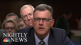 Former USA Gymnastics CEO Arrested On Tampering Charges In Abuse Probe   NBC Nightly News