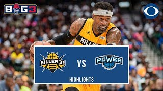 Stephen Jacksons POWERS Killer 3's past defending Big 3 champion, reaches title game | CBS Sports