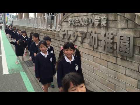七五三 - テレジア幼稚園のイヴェント
