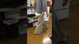 膝の痛みの改善例