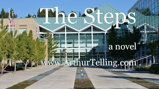 The Steps, a Novel exploring Good and Evil and the nature of reality and purpose of life.