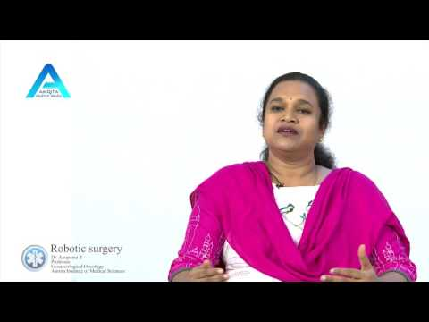 Robotic Surgery (in Malayalam)