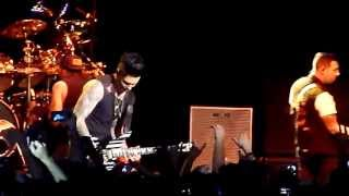 Avenged Sevenfold - Doing Time - LIVE! - Hail To The King Album Release Party - 8.26.13