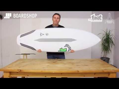 Lost Surfboards Carbon Wrap Review with Matt Biolos