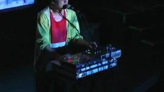 Panda Bear - Chores (Live @ People Party DVD)