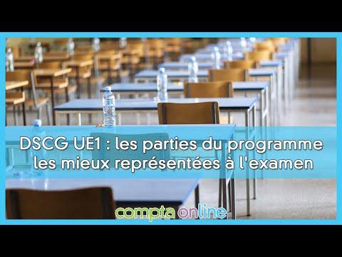 Les sujets récurrents aux examens de DSCG