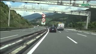Italien-Österreich A22 A13 A12
