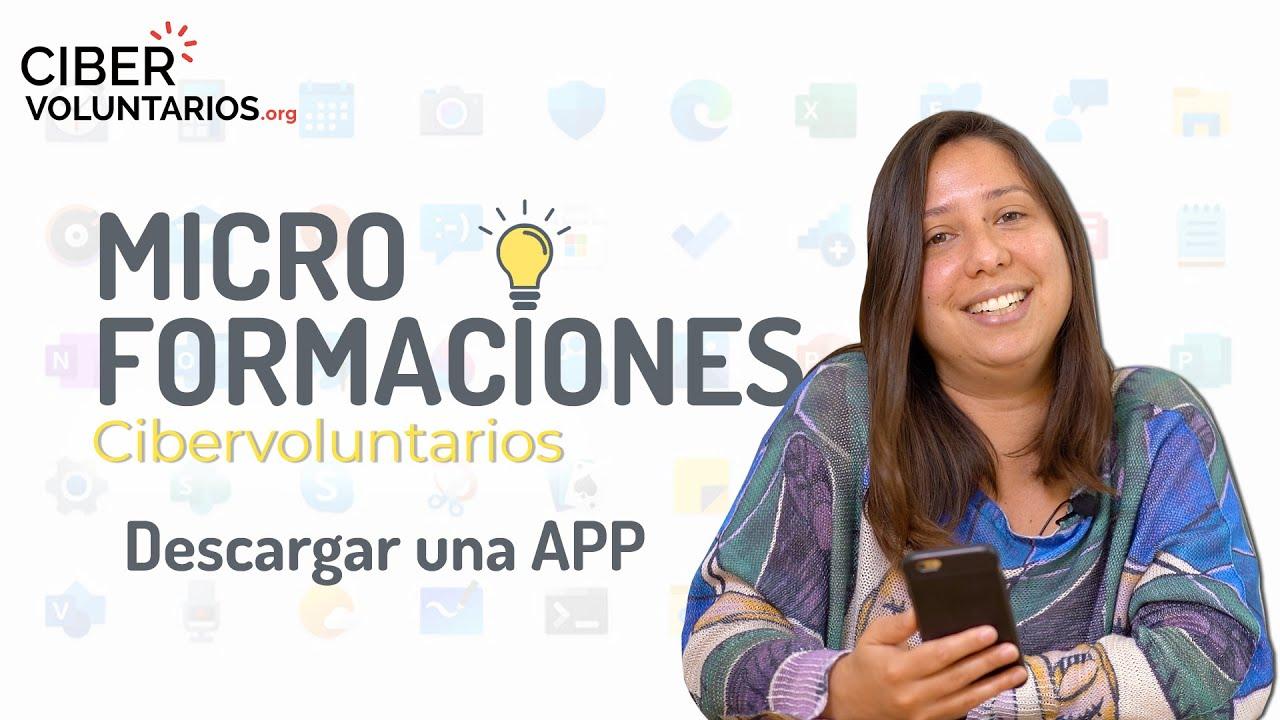 Cómo descargar aplicaciones en un móvil Android o Iphone