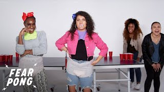 New Moms Play Fear Pong | Fear Pong | Cut