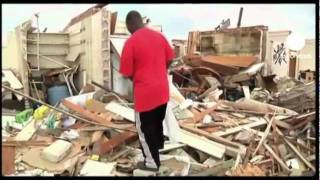 A Story of a Disaster - Tornado in Tuscaloosa, Alabama