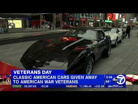 WABC 11 12 2020 | Corvette Heroes
