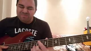 Amber Mark   Mixer 《Bass Cover》 Felipe Franco